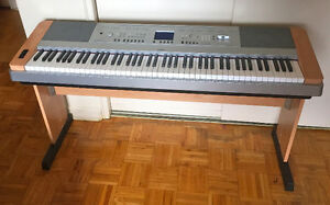 Yamaha dgx buy or sell pianos keyboards in ontario for Yamaha dgx 305 ebay