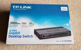 TP-Link Gigabit Ethernet Switch