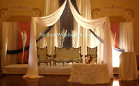 Brampton Wedding Decor, South Asian Weddings, Backdrops