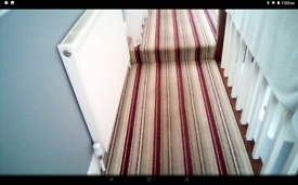 Stair & landing carpet