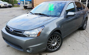 2011 Ford Focus SES Loaded Manual