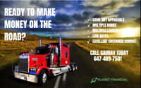 TRUCK LOAN, TRAILER LOAN & EQUIPMENT LOANS - PLANET FINANCIAL