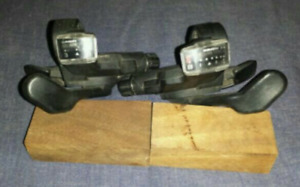 Selling a set of Shram shifters and matching derailleur