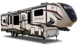 camper trailer , fifth wheel,  travel trailer moving and set up