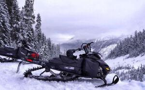 """2015 Ski Doo XM 154"""" 600"""