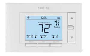 Emerson Sensi Wi-Fi Thermostat for Smart Home, ST55, DIY Version