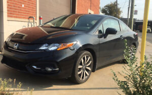 2014 Honda Civic EX-L Coupe (2 door)