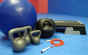 MOBILE PERSONAL TRAINER - Home, Condo, Office & Outdoors
