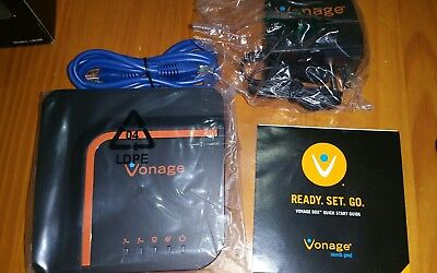 Vonage Vdv23 Vd Voip Phone Adapter