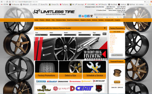 Rims + Tires WINTER PACKAGES ! ! ! ONLY @ LIMITLESS TIRE
