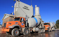 Ready Mix Concrete Truck Operator