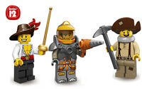 Lego Minifigures series 12, 13, Simpsons 1 & 2