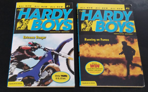 The Hardy Boys Undercover Brothers