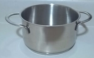 Think Kitchen 18/10 Stainless Steel Small Pot
