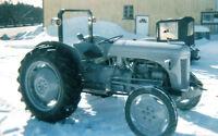 Tracteur ford Fergurson 1953