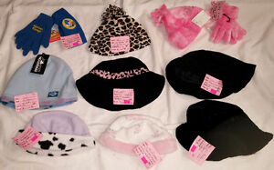 Selection of Girls Winter Hats
