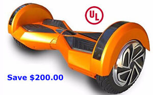 """Save $200-Best Birthday Gift- Brand New 8"""" Hoverboard"""