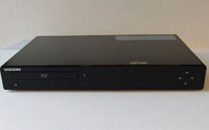 Samsung Blu-ray Disc Player (with Remote)