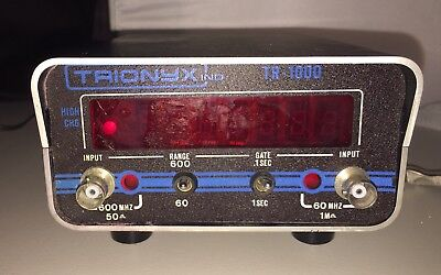 Trionyx Tr-1000 Frequency Counter