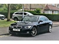 2007 BMW 3 Series 325 i SE Automatic RED Leather CONVERTIBLE . PX OK . Nice One