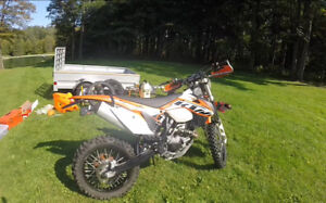 KTM 500 - Watch the YOUTUBE video for all of the details!