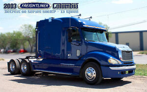 2003 FREIGHTLINER COLUMBIA ***500HP DETRIOT - 13 SPEED***