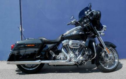 HARLEY-DAVIDSON CVO TOURING STREET GLIDE Cannington Canning Area Preview