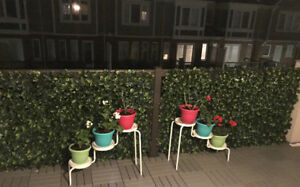 2 three tier plant stand for sale