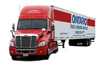 Truck Driving Instructor (AZ) Will Train, Owen Sound Day Shift