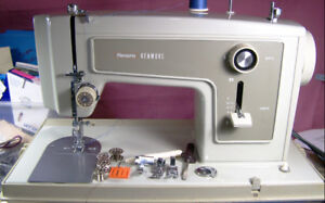 KENMORE PORTABLE HEAVY DUTY SEWING MACHINE MINT