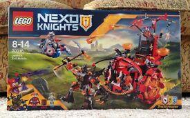 Lego Nexo Knights Jestro Mobile New