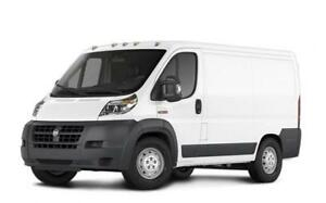 2017 RAM ProMaster 1500 Low Roof 118 in. WB