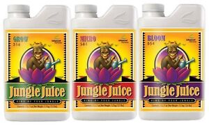 Advanced-Nutrients-Jungle-Juice-Grow-Micro-Bloom-Set-1-Liter-3-part-base