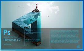 LATEST Adobe Photoshop / Premiere Pro / Illustrator for Windows / Macbook / Imac