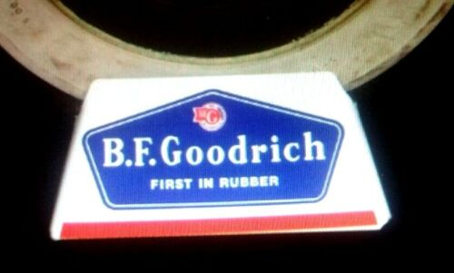 B F Goodrich  Tire Display Rack Stand Service Station Shop Garage