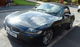 BMW Z4 convertible 2.0i