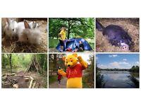 Events, Education, Farm & Retail Internships with Accommodation Aldenham Country Park & Farm