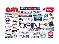 IPTV PACKAGE ALL HD UK/FOREIGN CHANNELS FOR ZGEMMA/SMART TV/OPENBOX/ANDROID