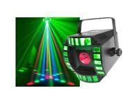 Chauvet 0.2 L.e.d. Cubix disco light