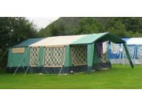 Trailer tent Cabanon mistral Dlx 8 berth