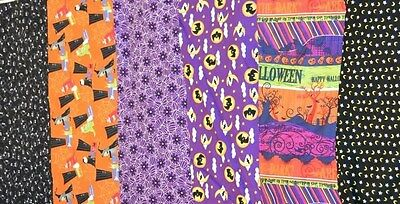 Halloween Prints Variety 100% Cotton Spooky Fun 1/2 YARD PRINT CHOICE Page 5](Halloween Fun Pages)