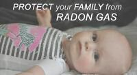 Is Your Family at Risk ? Test with a Long-Term Radon Detector