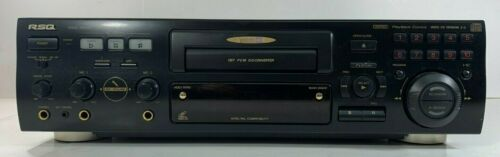 RSQ RSQ-SV222 NTSC/PAL Video CD Player (Working 100%) VCD 2.0 Karaoke Rare!