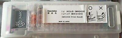 Anajet Ricoh Print Head Printhead Clogged R6000 Mpower Mp5 Mp10 Dtg Printer