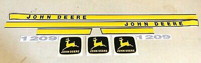 John Deere 1209 Condition Mower