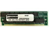 16MB 30pin SIMM RAM MEMORY 60ns EDO with non-Parirty 16x8 30p