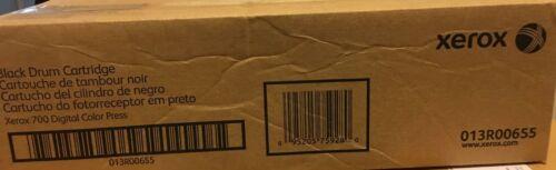 Xerox Black Drum Cartridge For Color Press 700   013R00655 Sealed box