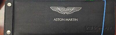 ASTON MARTIN DRIVER BOOK BRAND NEW