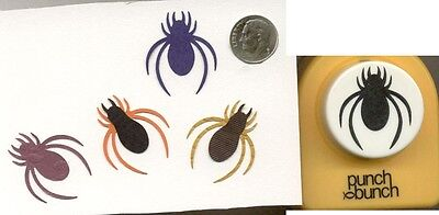 Large Spider Shape Paper Punch By Punch Bunch Quilling-scrapbooking-cardmaking