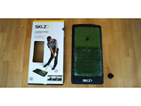 SKLZ Golf Training Aid Launch Pad 3-in-1 Hitting Mat